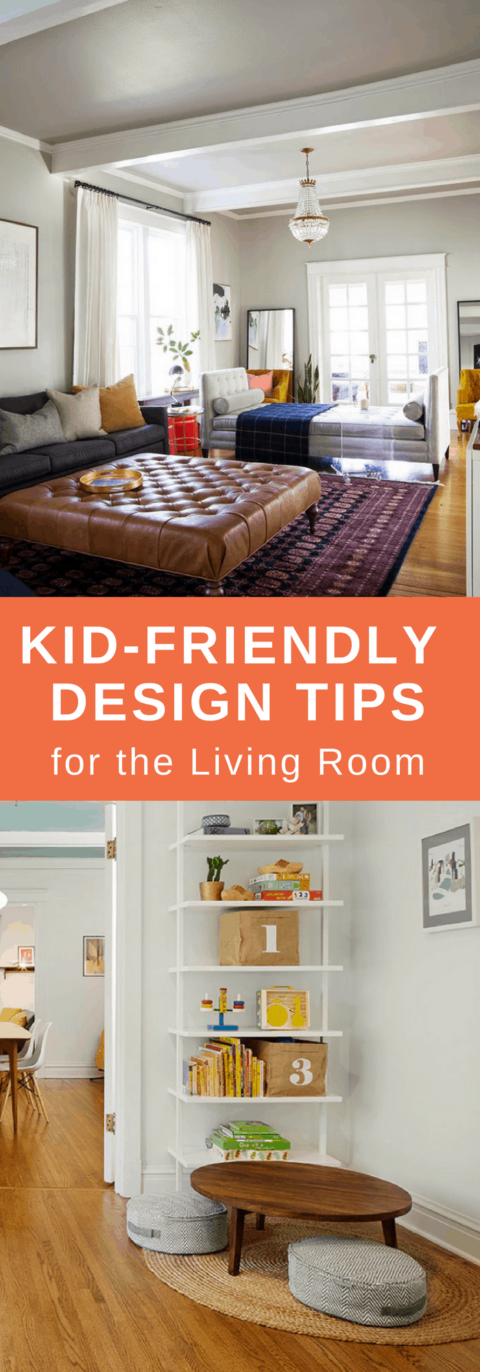 Decorating-Kid Friendly Design Tips-The Organized Mom