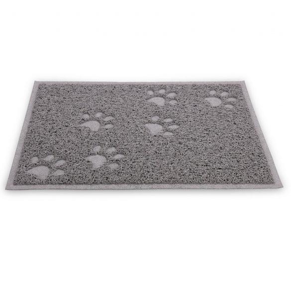 cat paw print mat