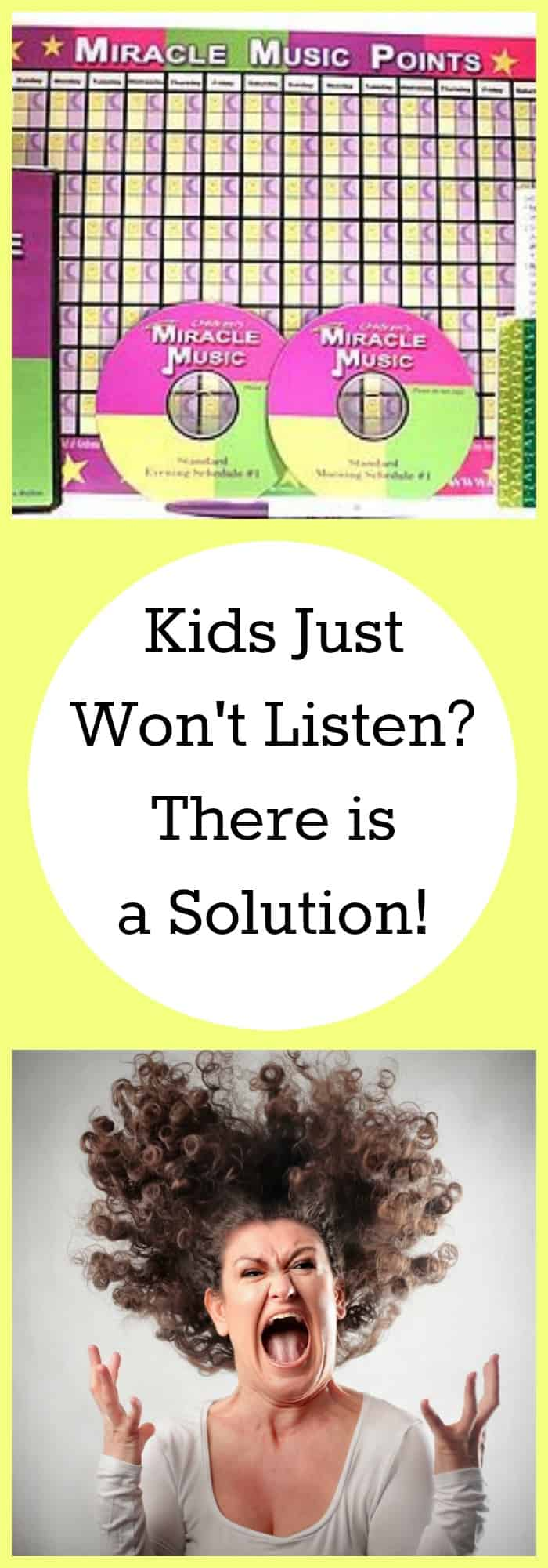 Parenting-Kids Just Won't Listen?-The Organized Mom