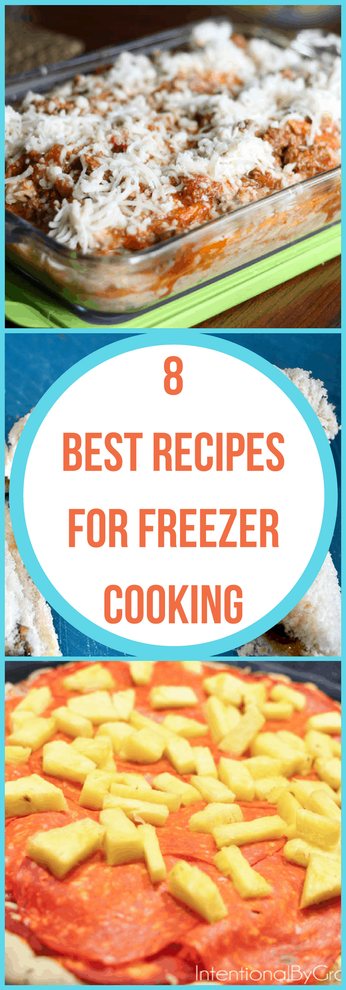 Cooking-8 Best Recipes for Freezer Cooking-The Organized Mom