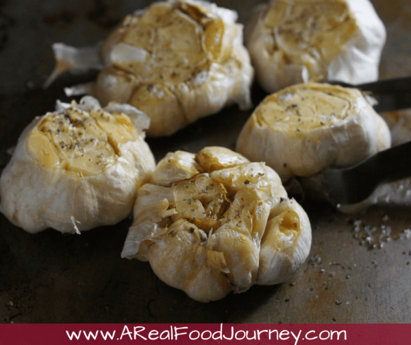 instant pot roasted garlic