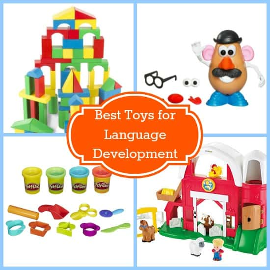 best toys for language development