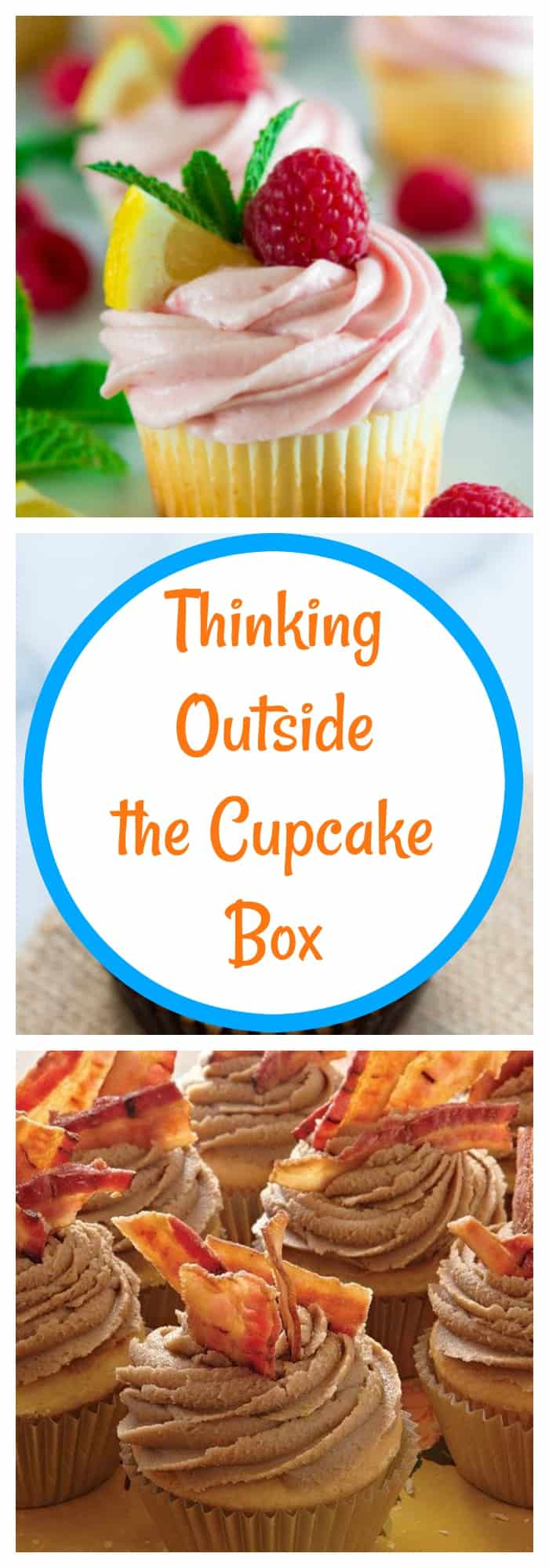 Cooking--Thinking Outside the Cupcake Box--The Organized Mom