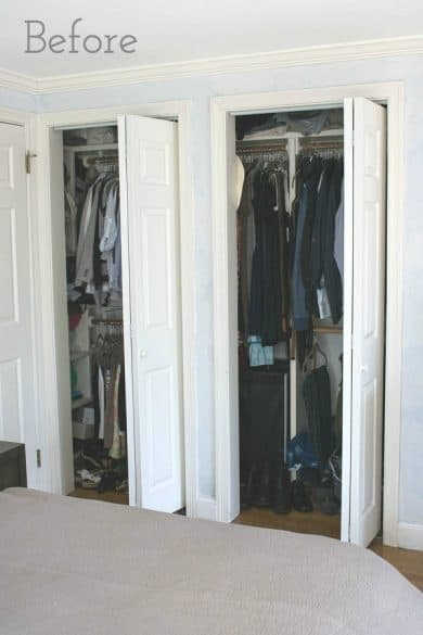 7 Tips To Make Your Small Closet Feel Twice As Big The