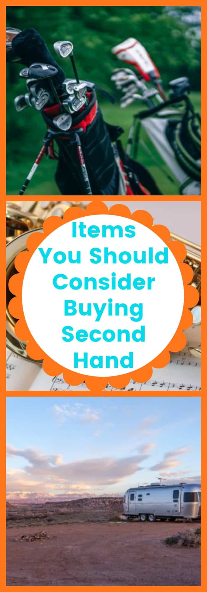 Finances--Items You Should Consider Buying Second Hand--The Organized Mom