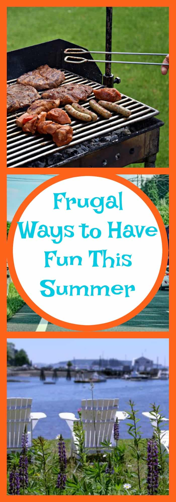 Family--Frugal Ways to Have Fun This Summer--The Organized Mom
