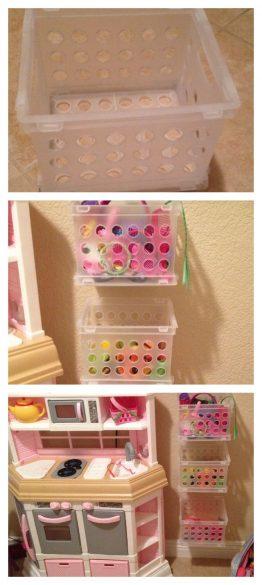 play food storage