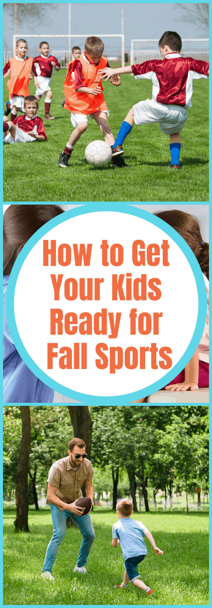 How to Get Your Kids Ready for Fall Sports