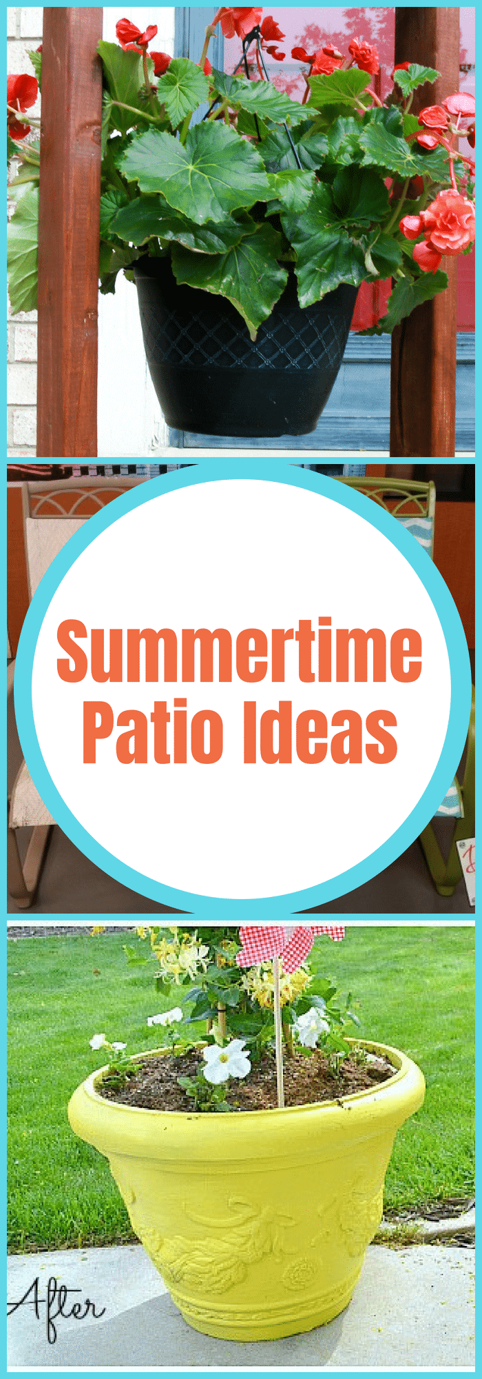 Summertime Patio Ideas