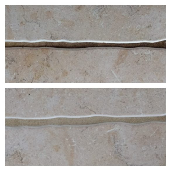 An Experiment To Find The Best Way To Clean Tile Grout The