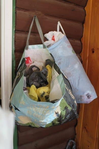 usesof plastic bags