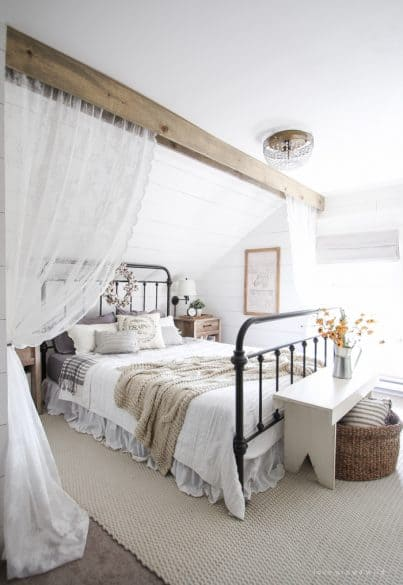 cozy decor layers