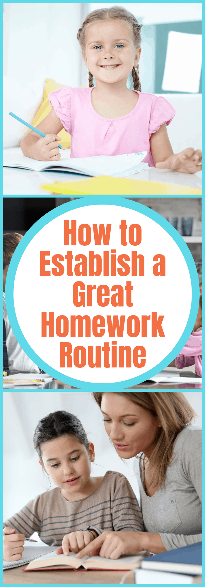 How ti Establish a Great Homework Routine