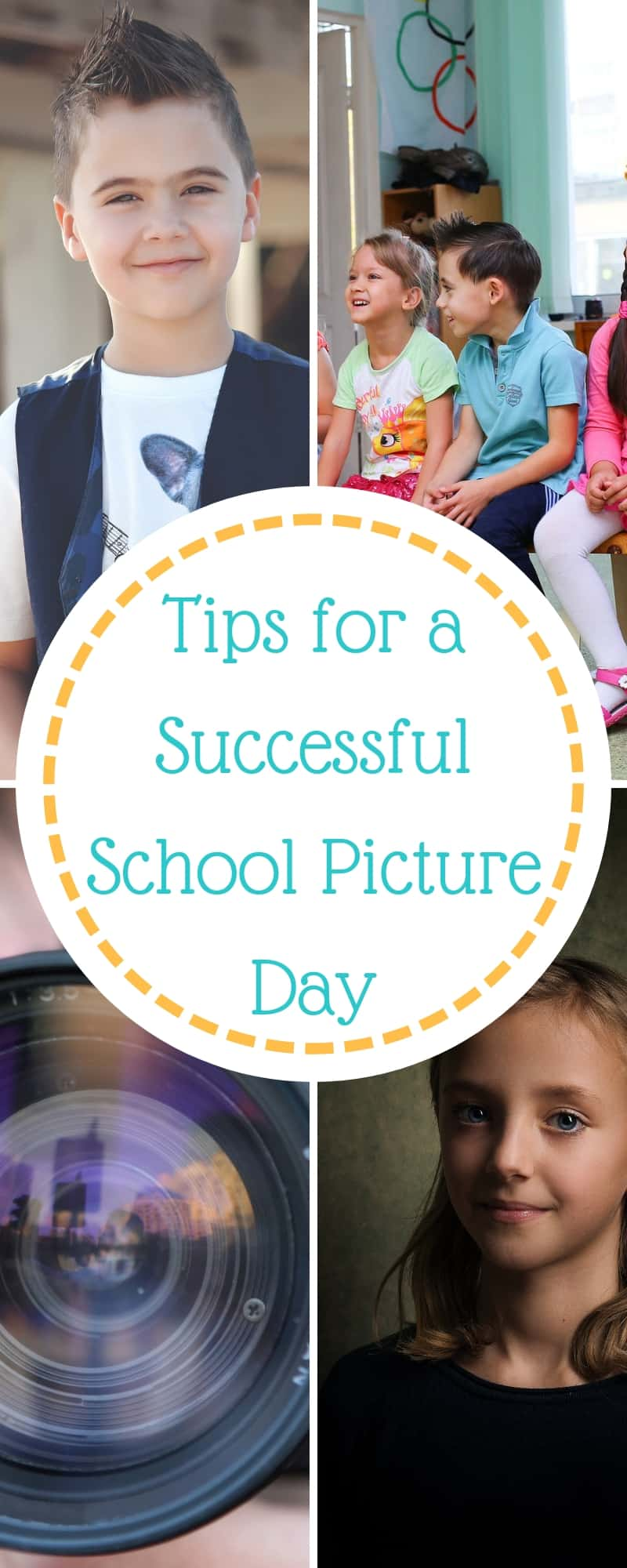 Tips for a Successful School Picture Day