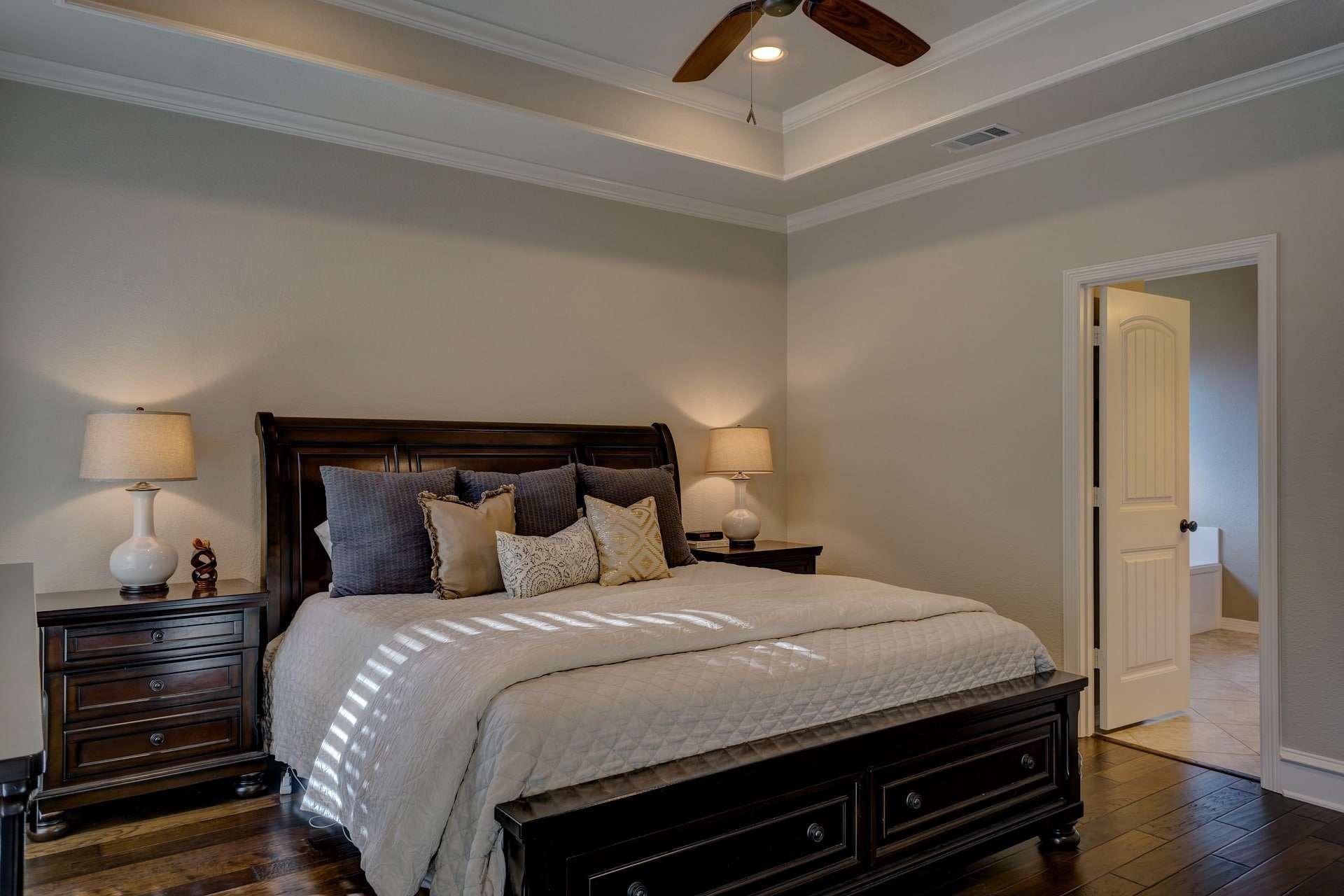 Deep Clean Your Bedrooms