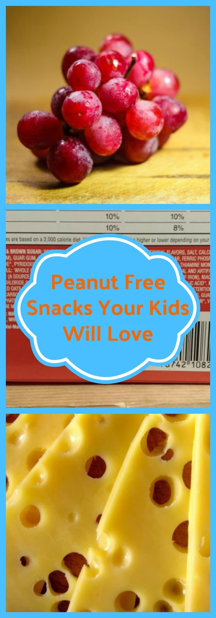 Peanut Free Snacks Your Kids Will Love