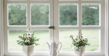 clean exterior windows