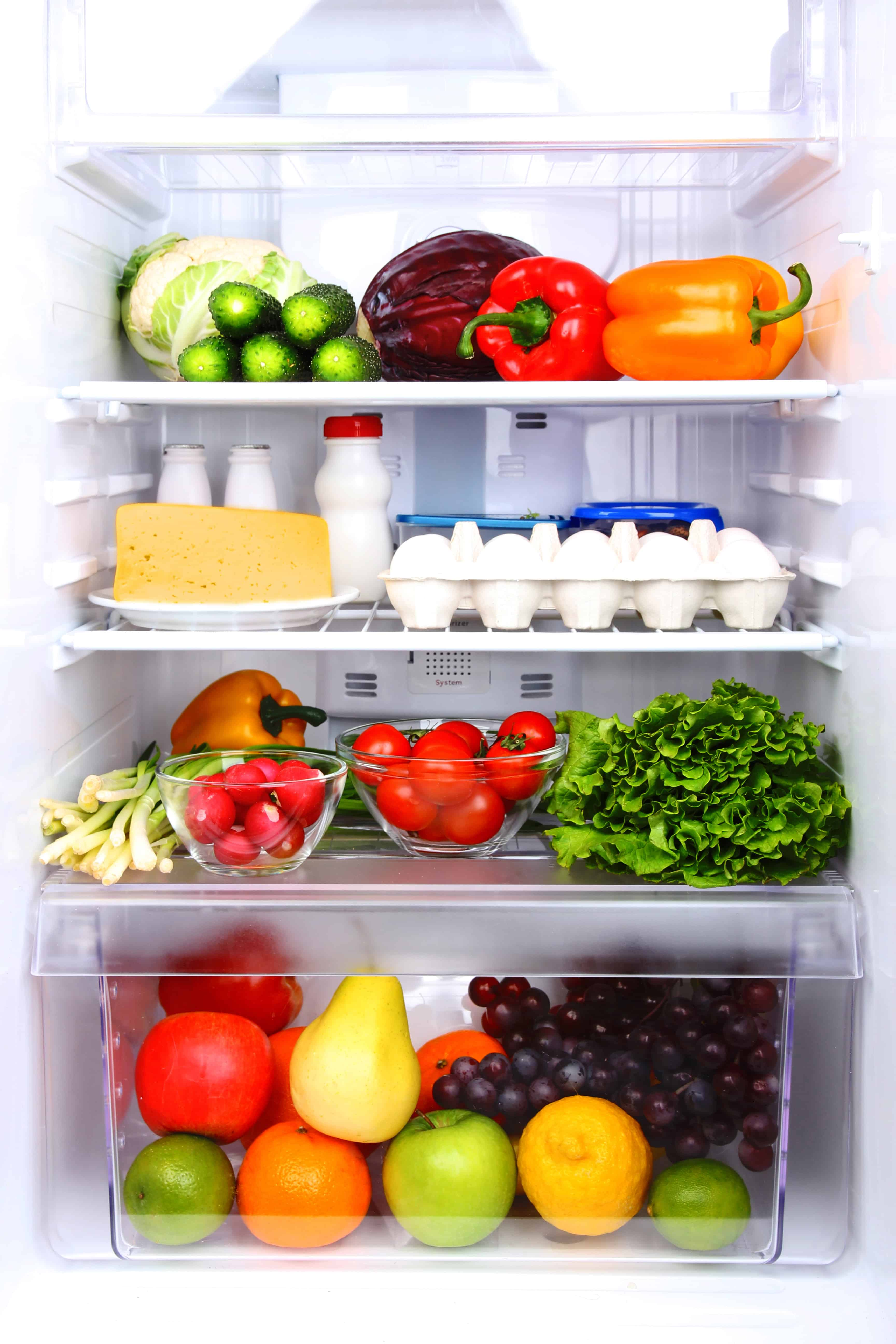 organize for weight loss