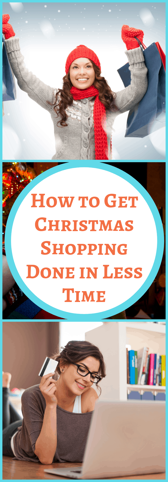 Christmas shopping done in less time