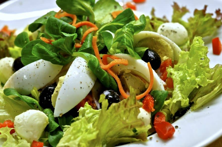salad ideas for lunches