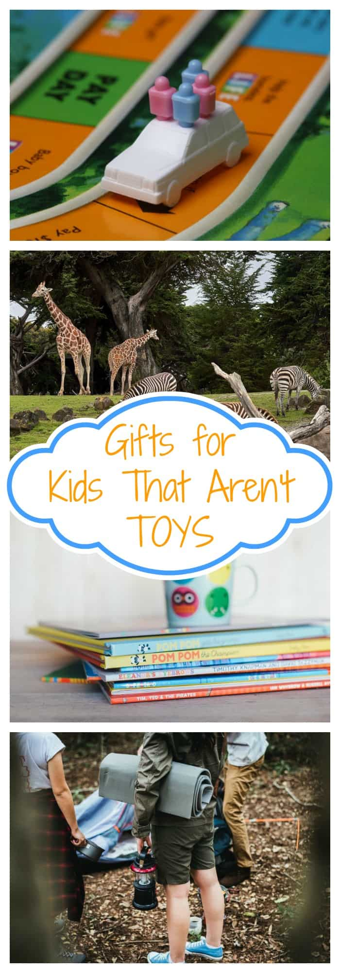 Gifts for Kids That Aren't TOYS