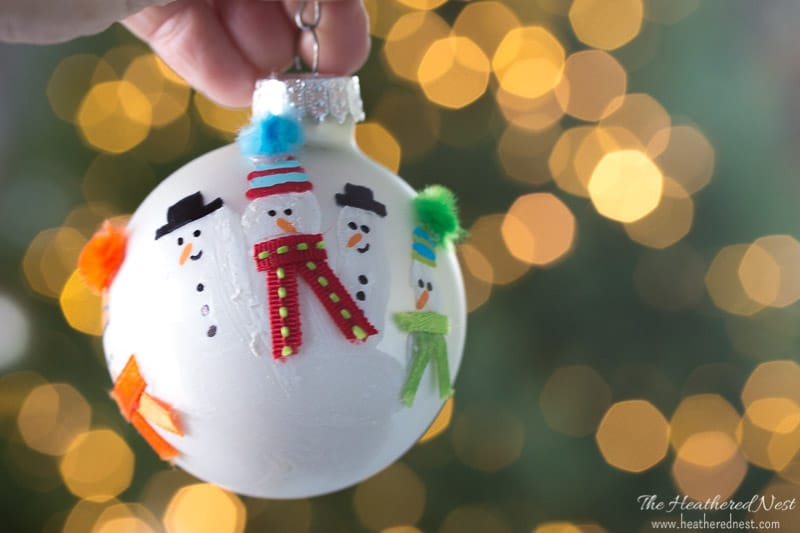 Diy Ornaments For Kids To Make The Organized Mom