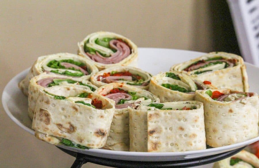 wraps ideas for lunches