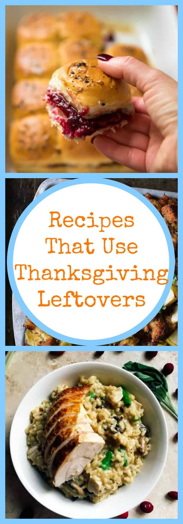 Recipes that Use Thanksgiving Leftovers