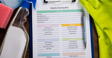 Why You Need a Cleaning Binder