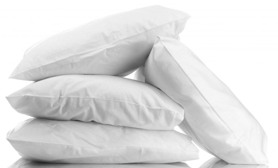 how often to replace household items like pillows