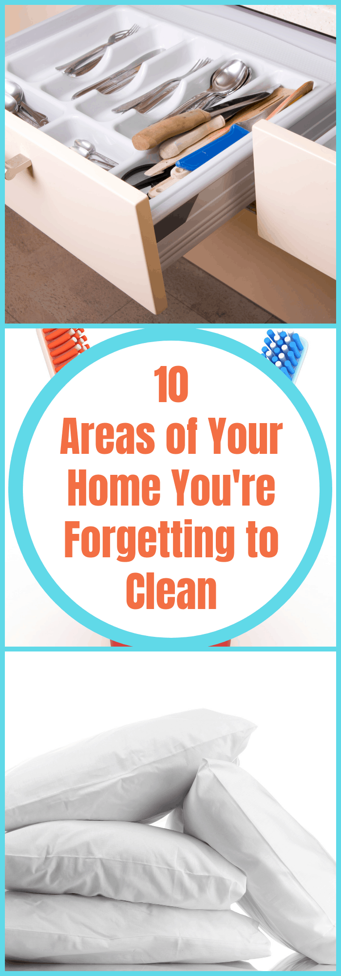 10 Areas of Your Home Youre Forgetting to Clean