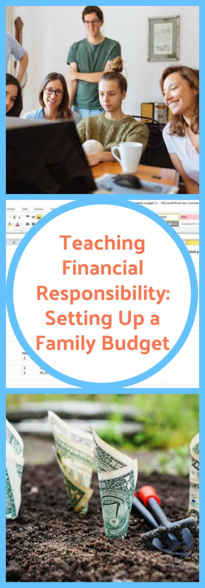 Teaching Financial Responsibility: Setting Up a Family Budget