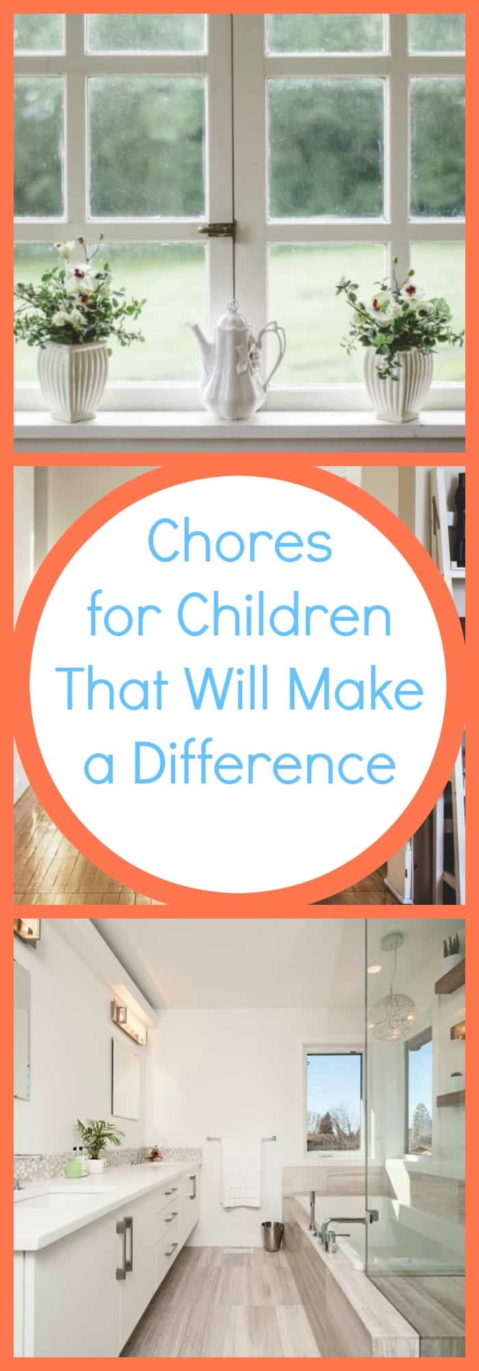 Chores for Children that Will Make a Difference