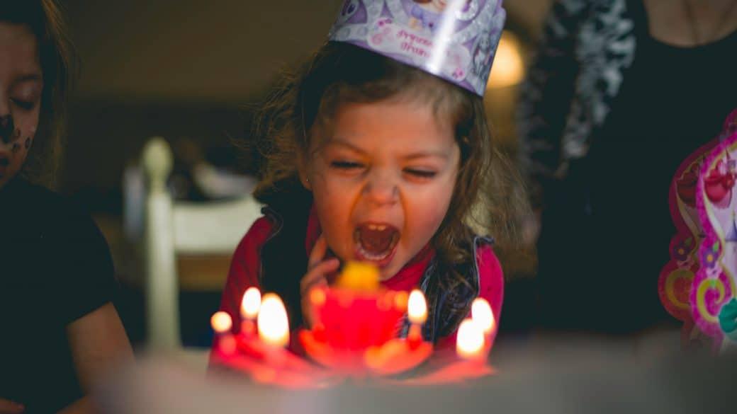 kids birthdfay parties