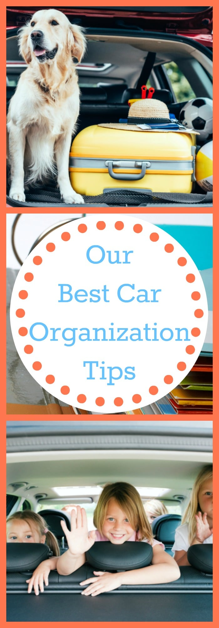 Our Best Car Organization Tips