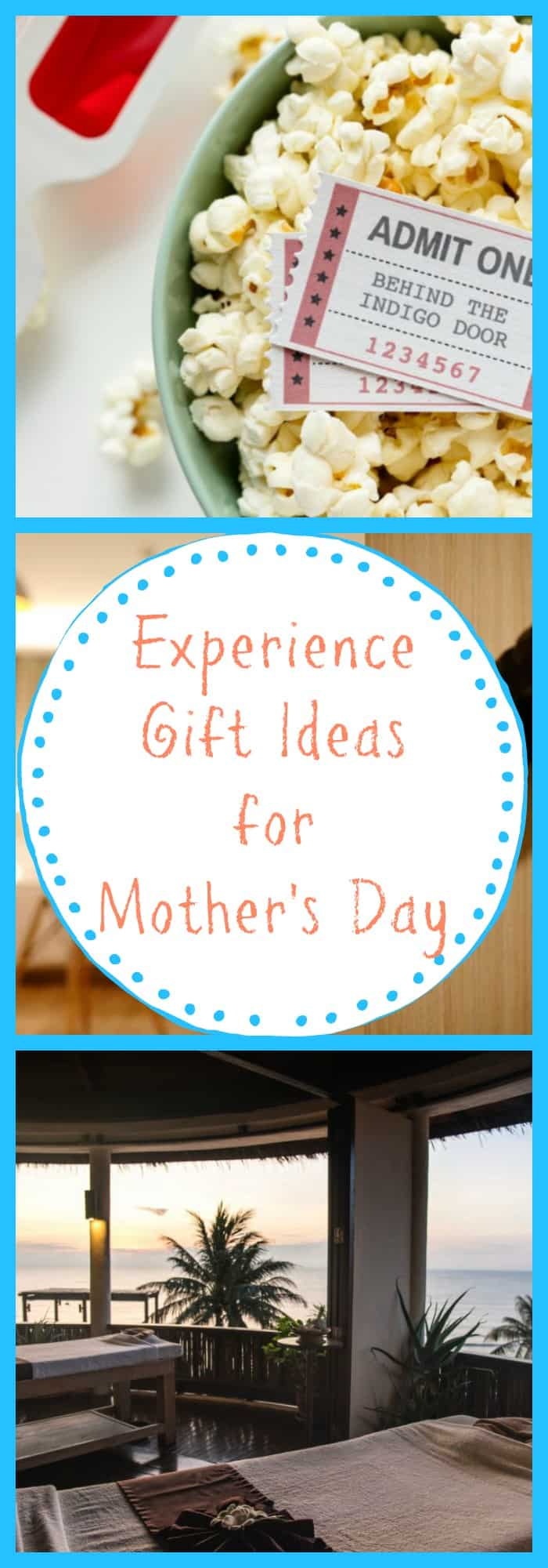 Experience Gift Ideas for Mother's Day
