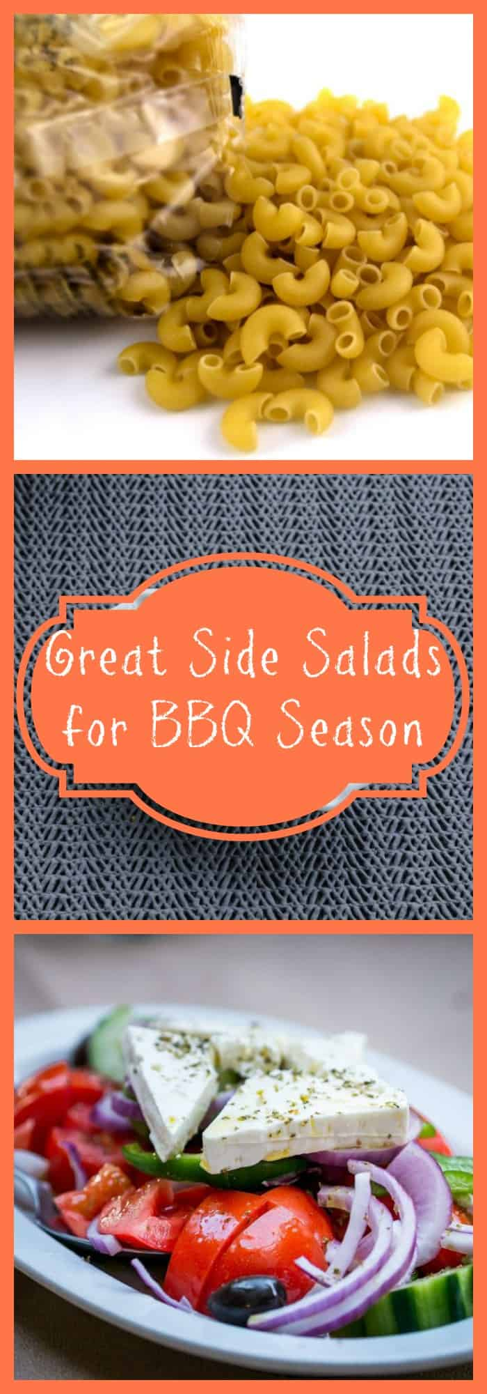 Great Side Salads for BBQ Season