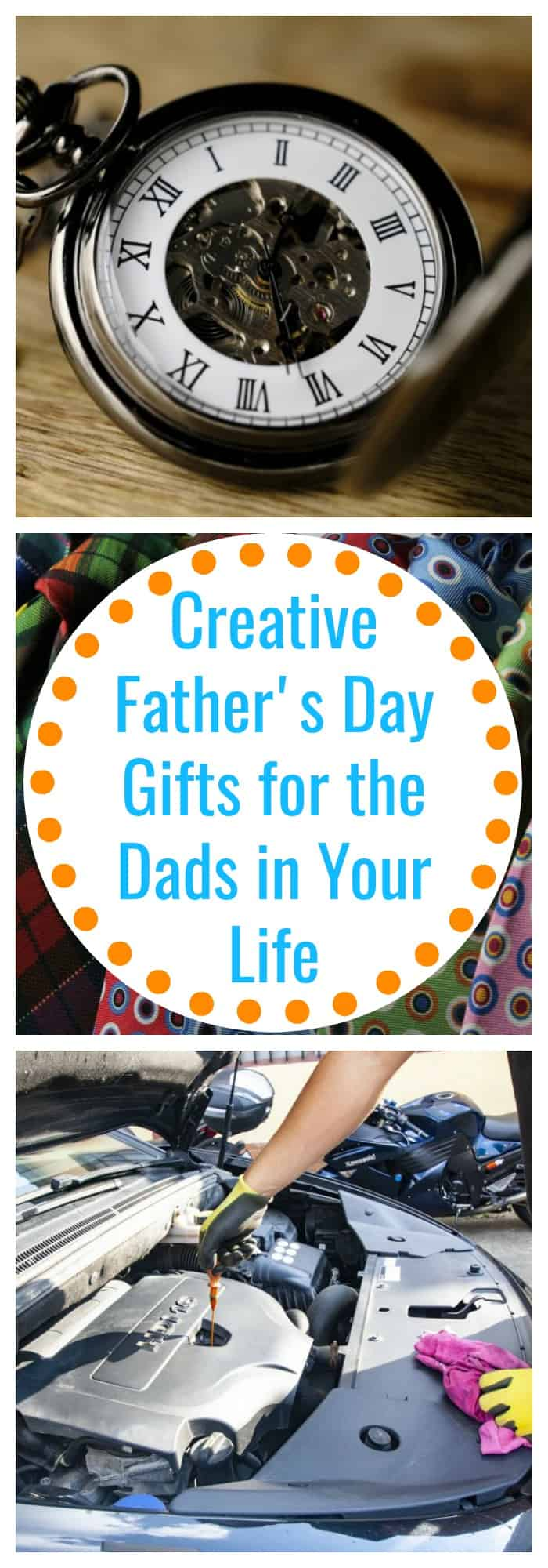 Creative Father's Day Gifts for the Dads in Your Life