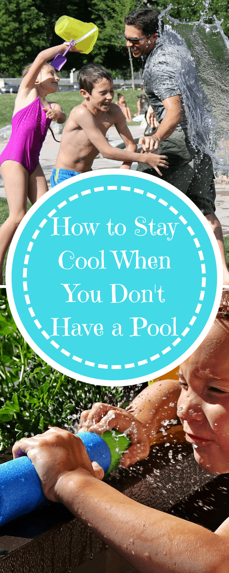 How to Stay Cool When You Don't Have a Pool