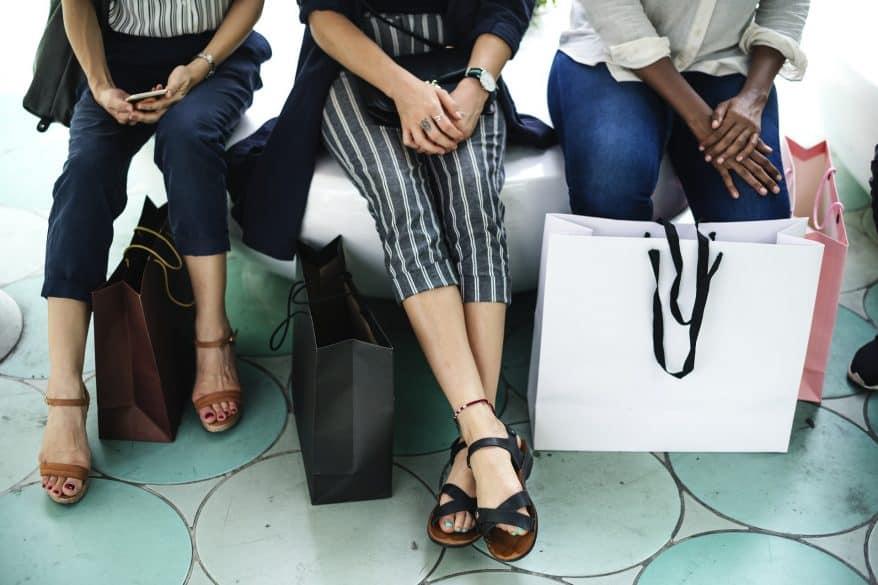 wardrobe shopping on a budget