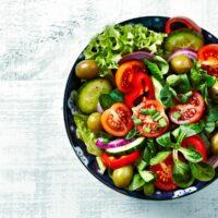 easy family summer salad