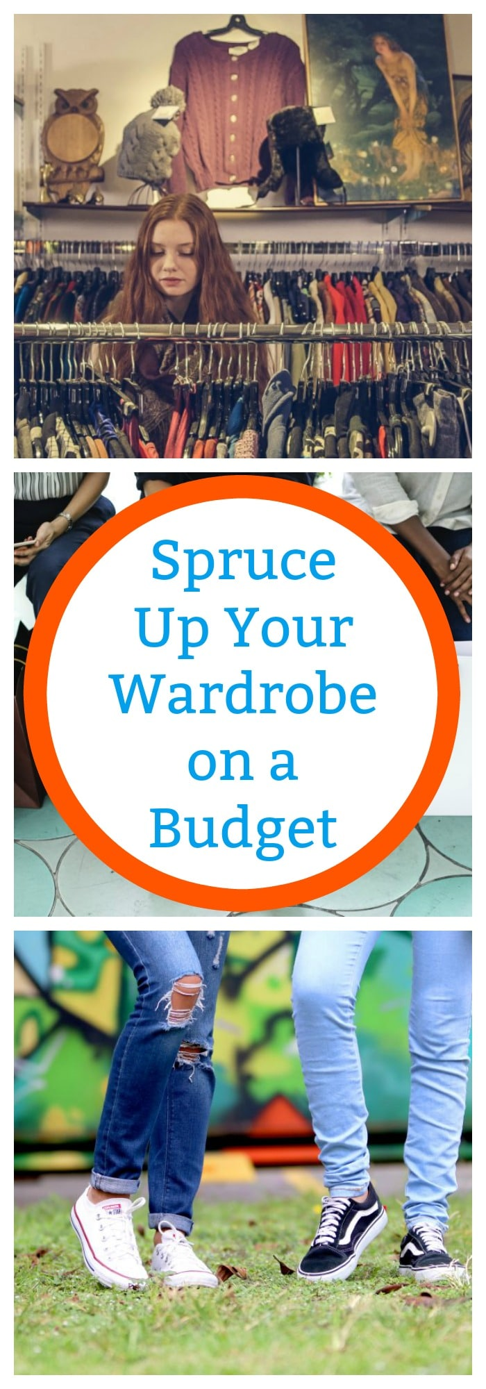 Spruce Up Your Wardrobe on a Budget