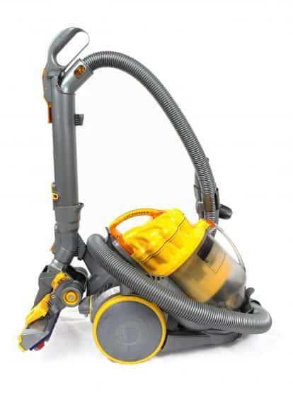 clean vacuum