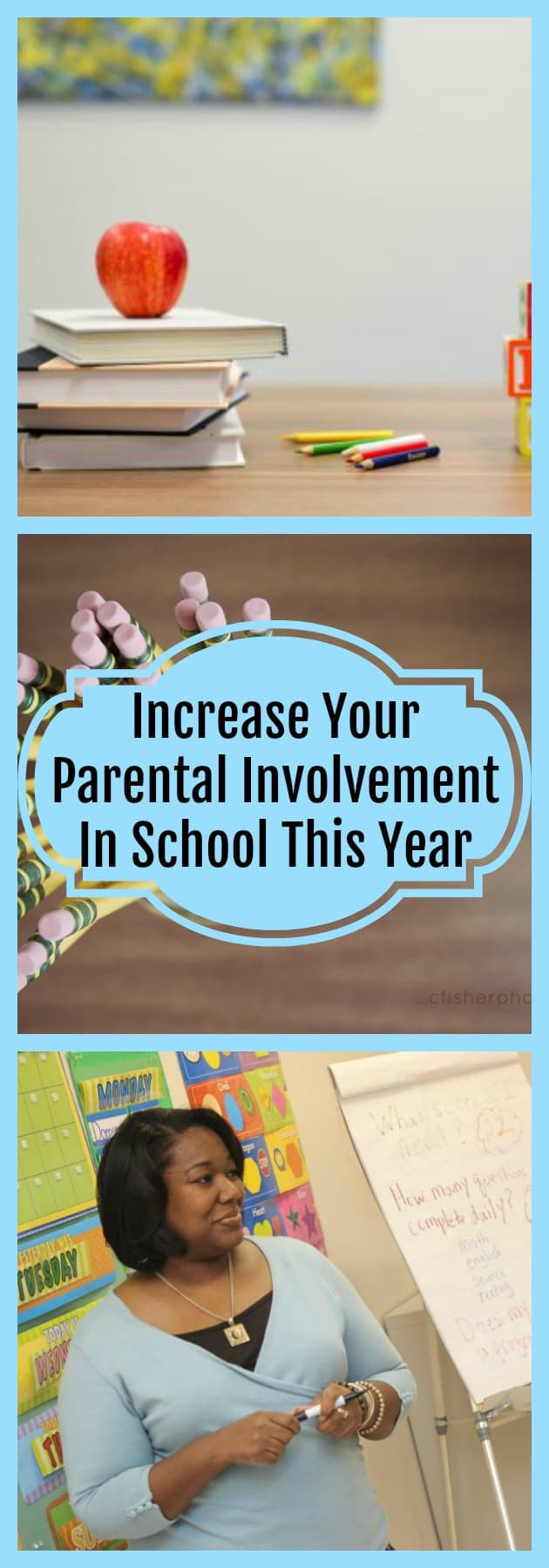 Increase Your Parental Involvement in School This Year