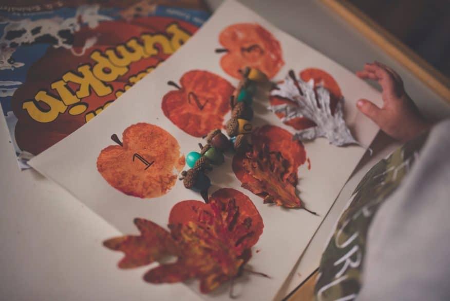 fall apple crafts