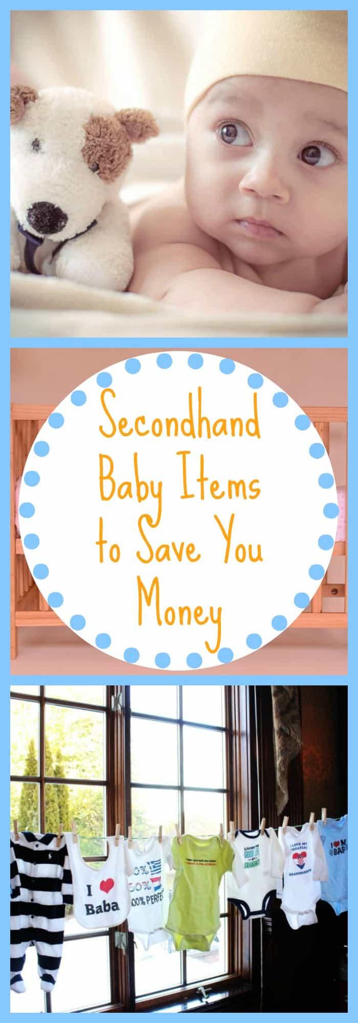 Secondhand Baby Items to Save You Money