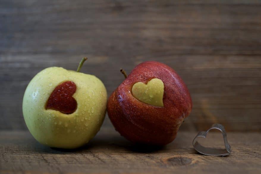 edible apple craft