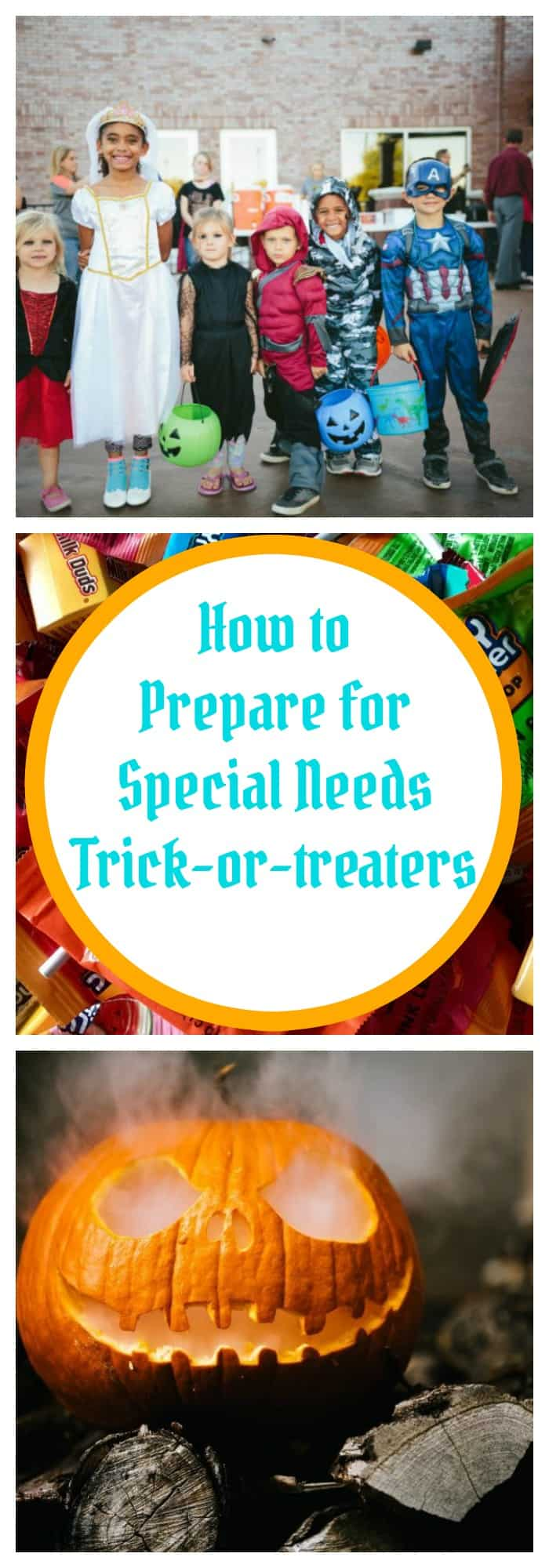 How to Prepare for Special Needs Trick or Treaters