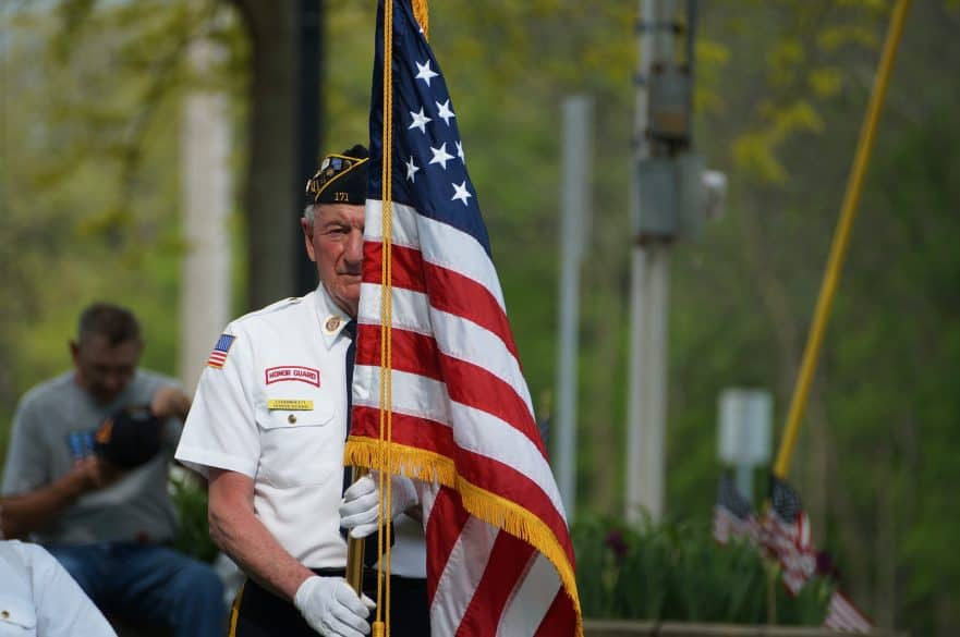 give back this Veteran's day