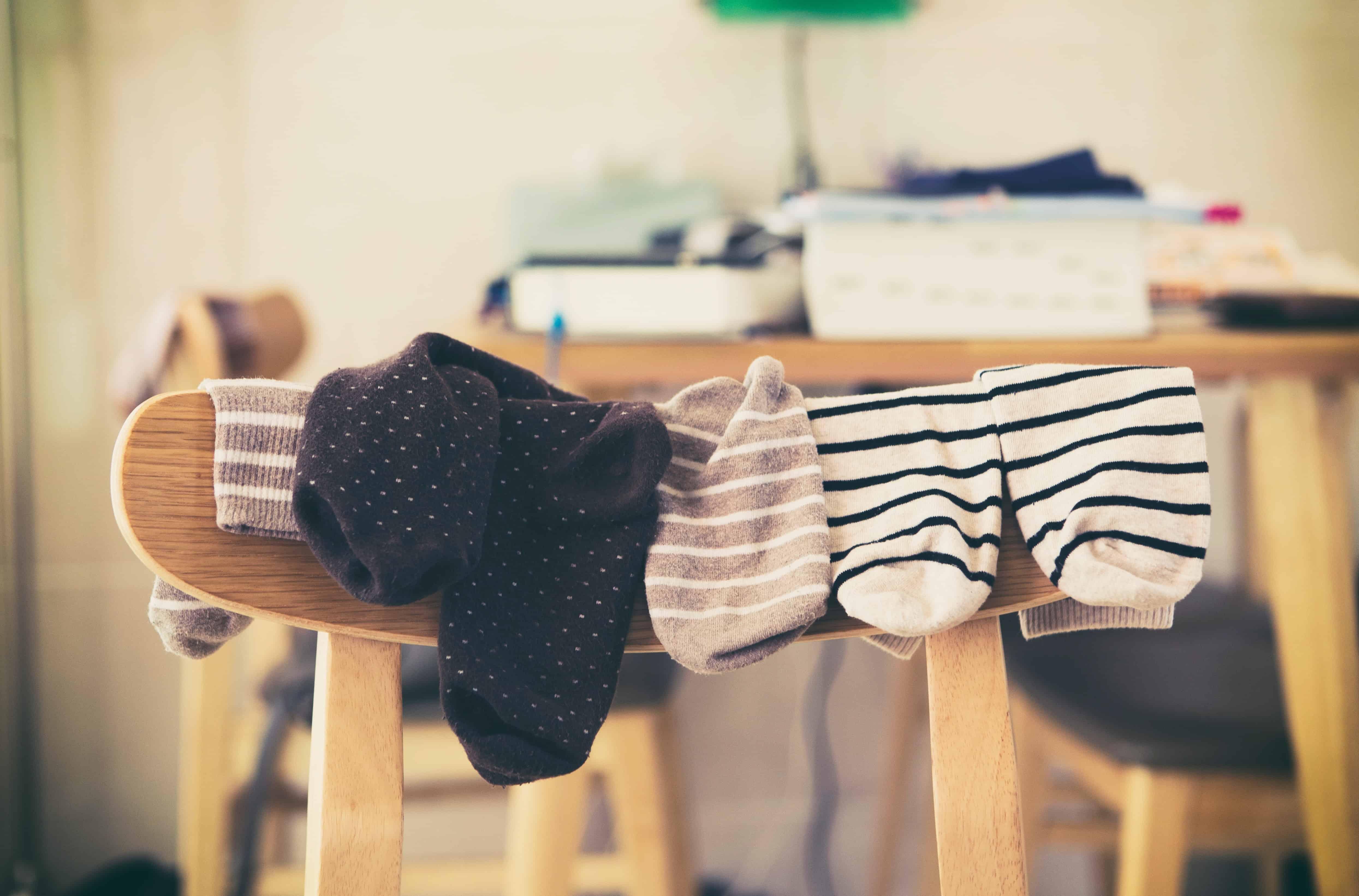 stop losing socks